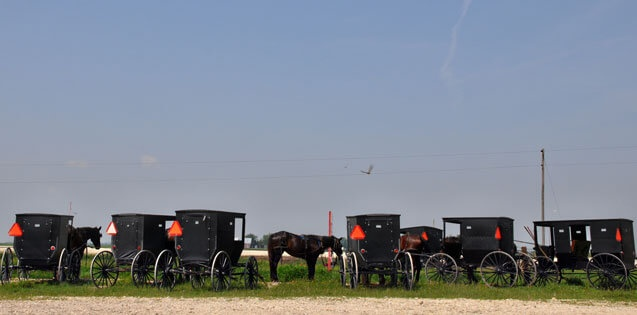 North Of Independence; Fairbank Amish Blvd ...