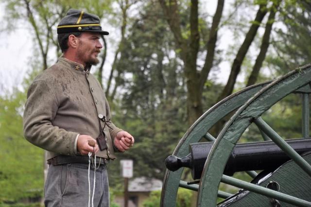 Visit iowa northeast iowa tourism allamakee county iowa battle of old bradford civil war reenactment altavistaventures Gallery