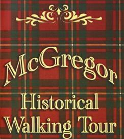 McGregor Historical Walking Tour